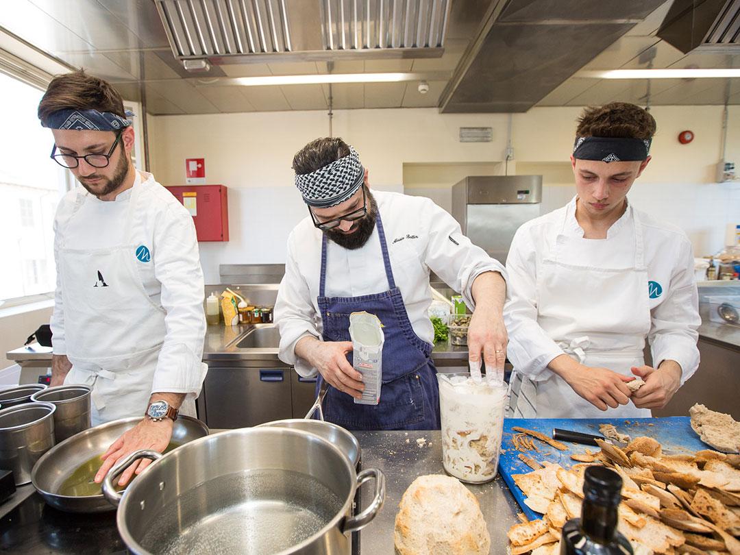 Il Grappa - Upvivium: il concorso gastronomico tra Riserve di Biosfera